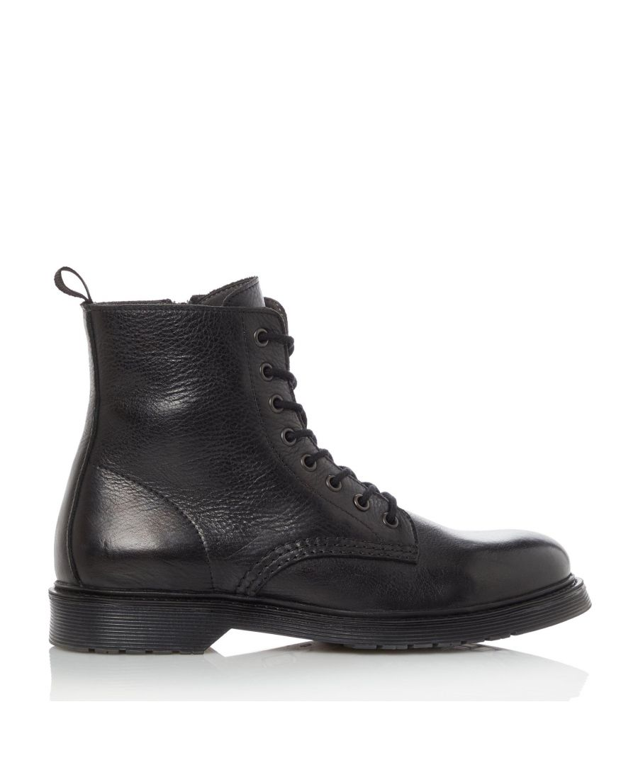 Image for Dune Mens CAMDENN Casual Chunky Lace Up Boots
