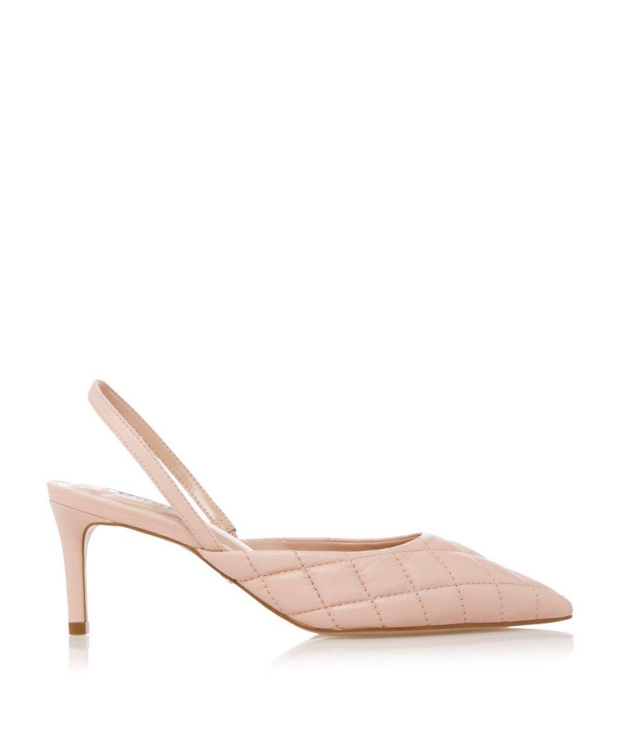 Image for Dune Ladies CAMMIE Pointed Toe Sling Back Heels