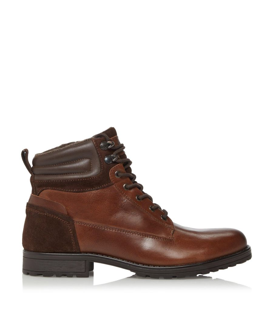 Image for Dune Mens CAPELLO Lace-Up Boots