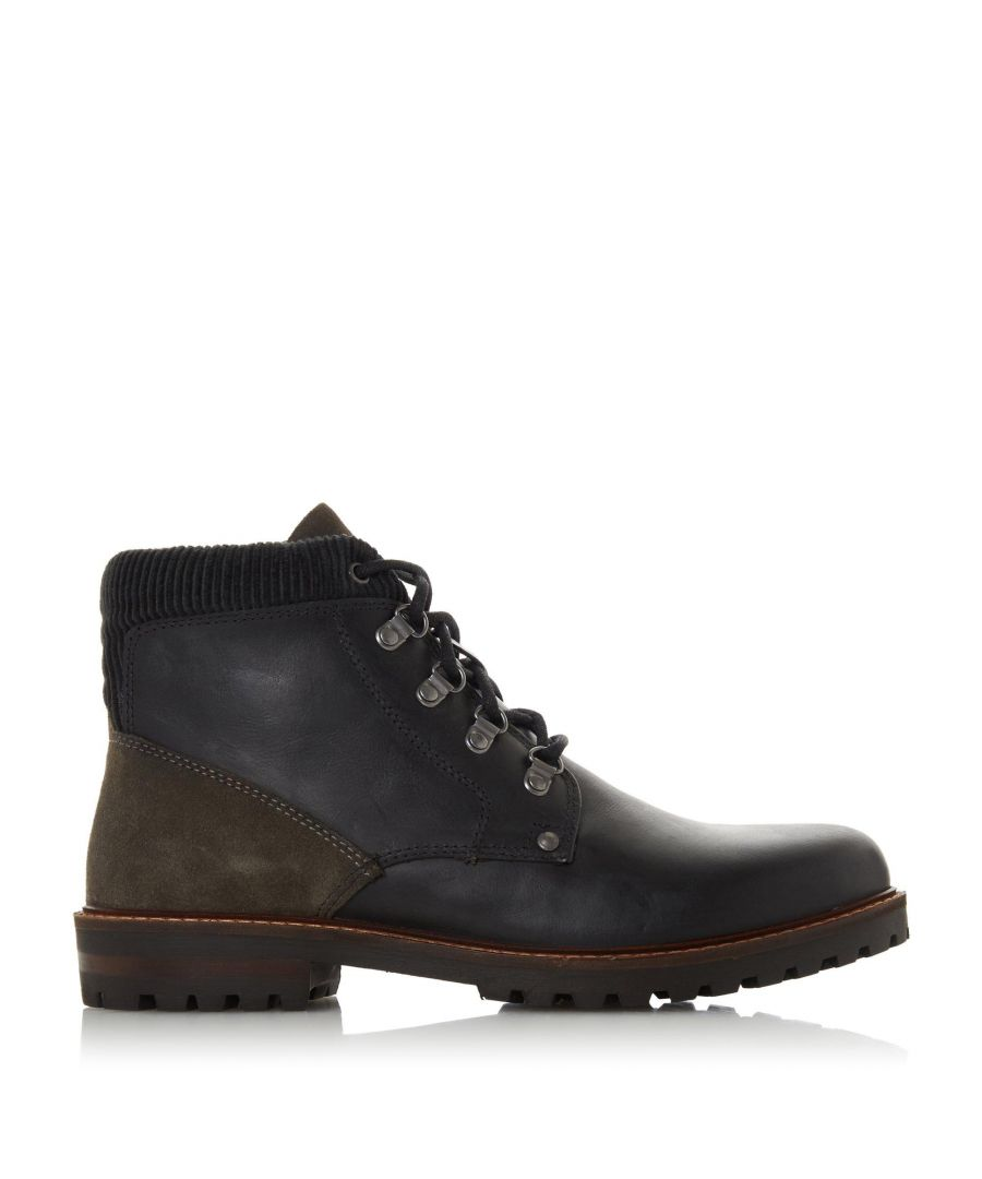 Image for Dune Mens CARCHER H Lace Up Worker Boots