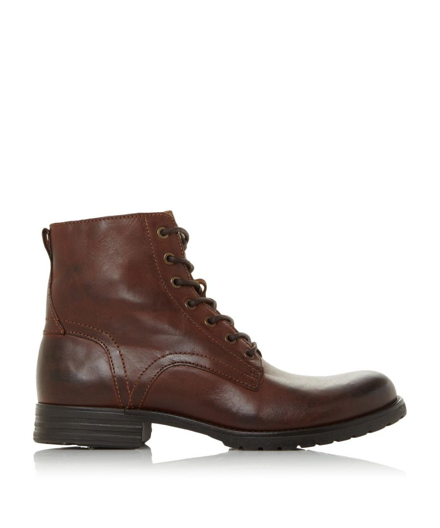 Image for Dune Mens CARDIF Lace Up Boots