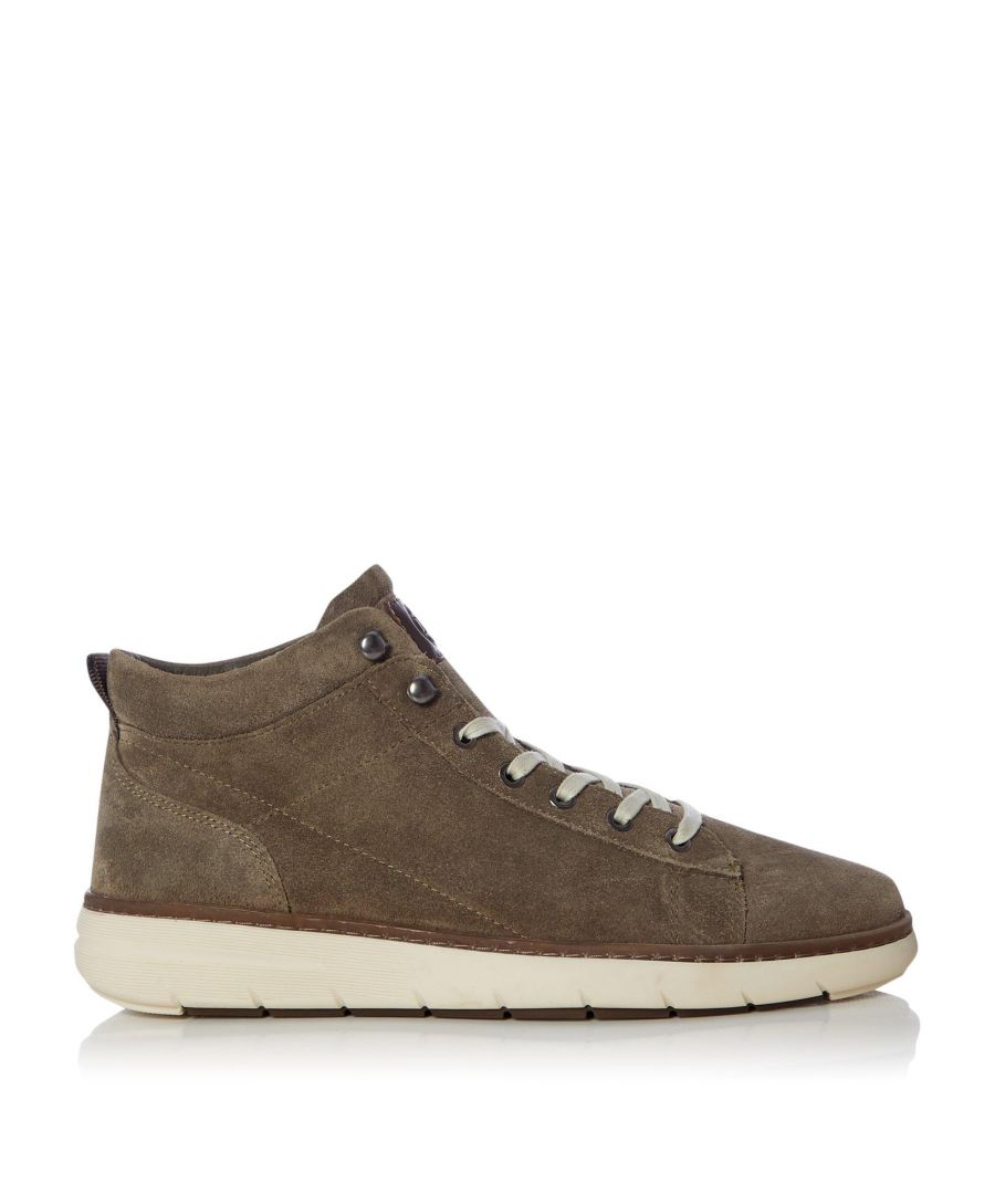 Image for Dune Mens CASHEW Wedge Hiker Boots
