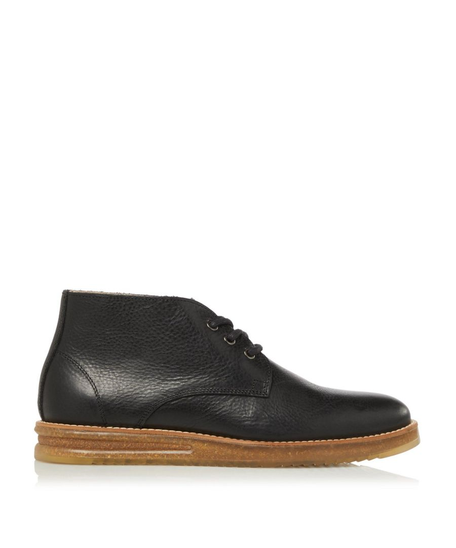 Image for Dune Mens CATAPULT Cork Sole Chukka Boots