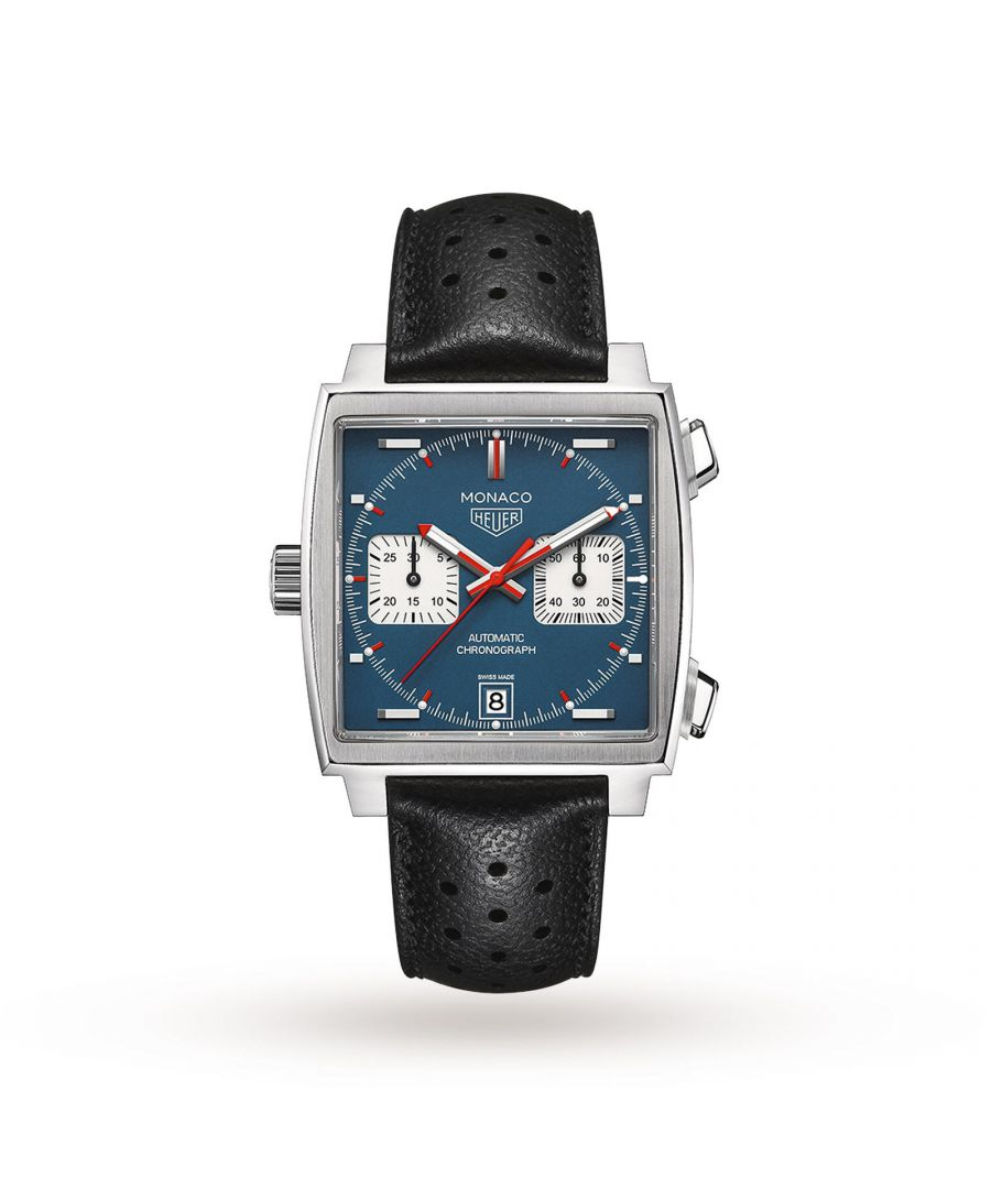 Image for Tag Heuer Monaco Steve McQueen Mens Watch