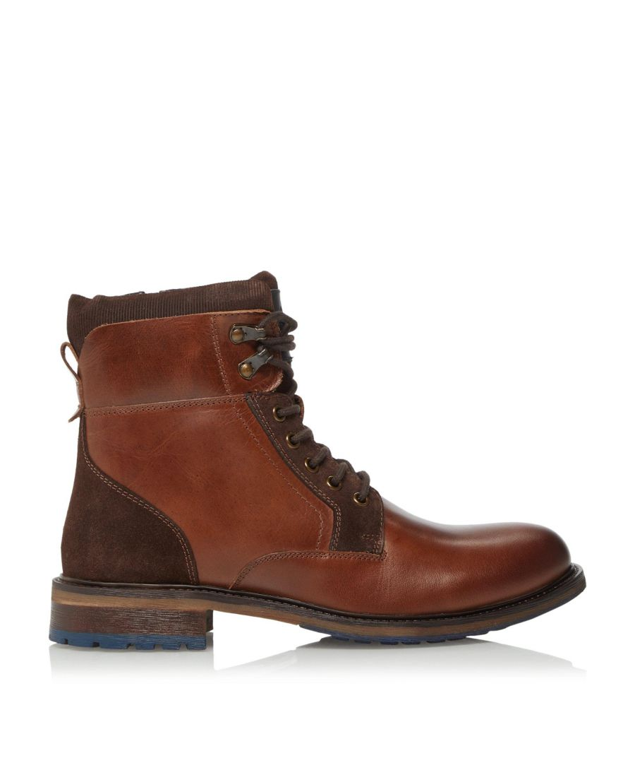 Image for Dune Mens CAYSTON Worker Boots