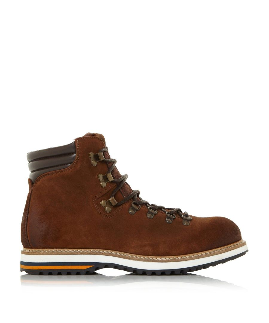 Image for Dune Mens CHALLEN D Ring Hiker Boots