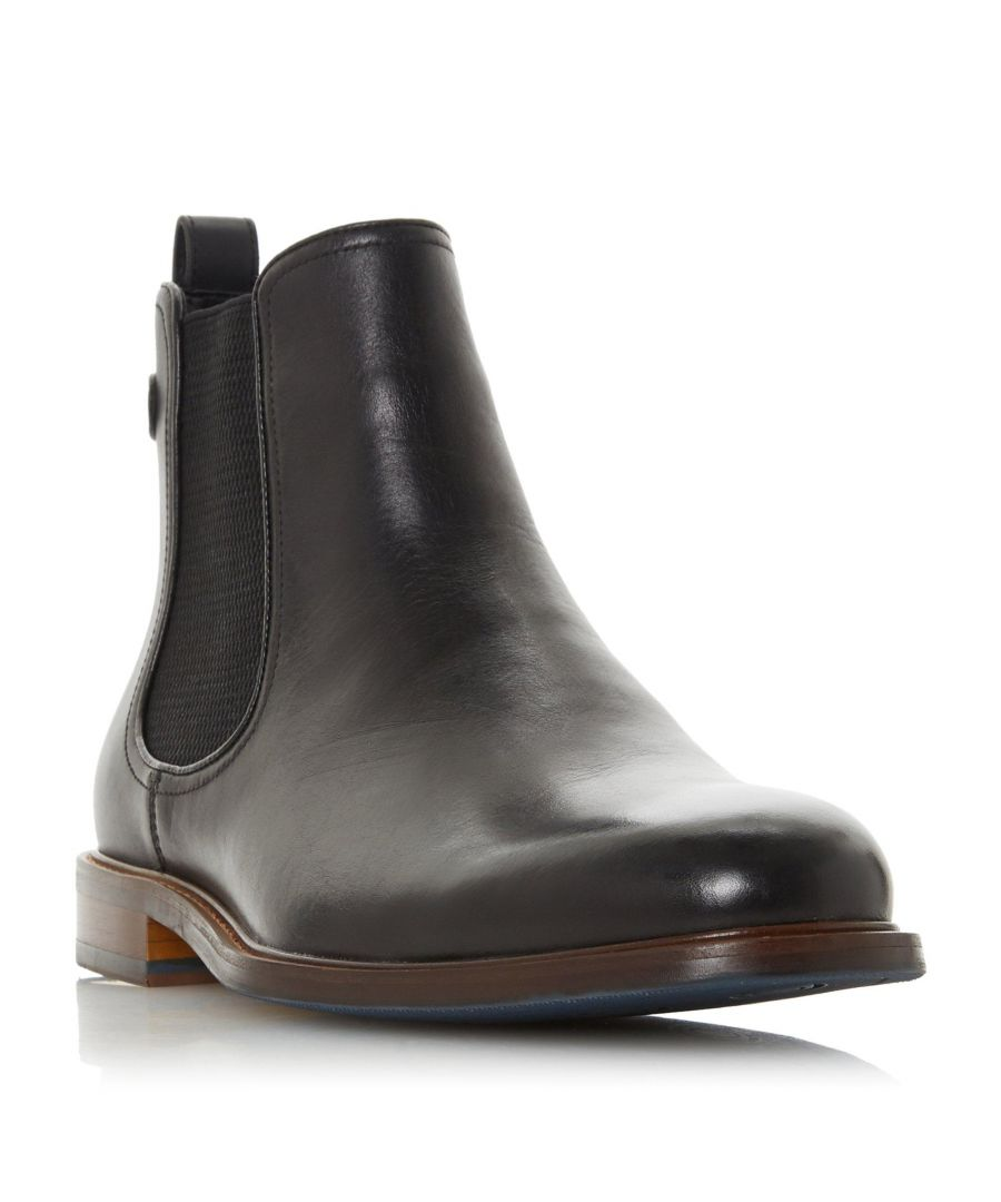 Image for Dune Mens CHARACTER Chelsea Boot