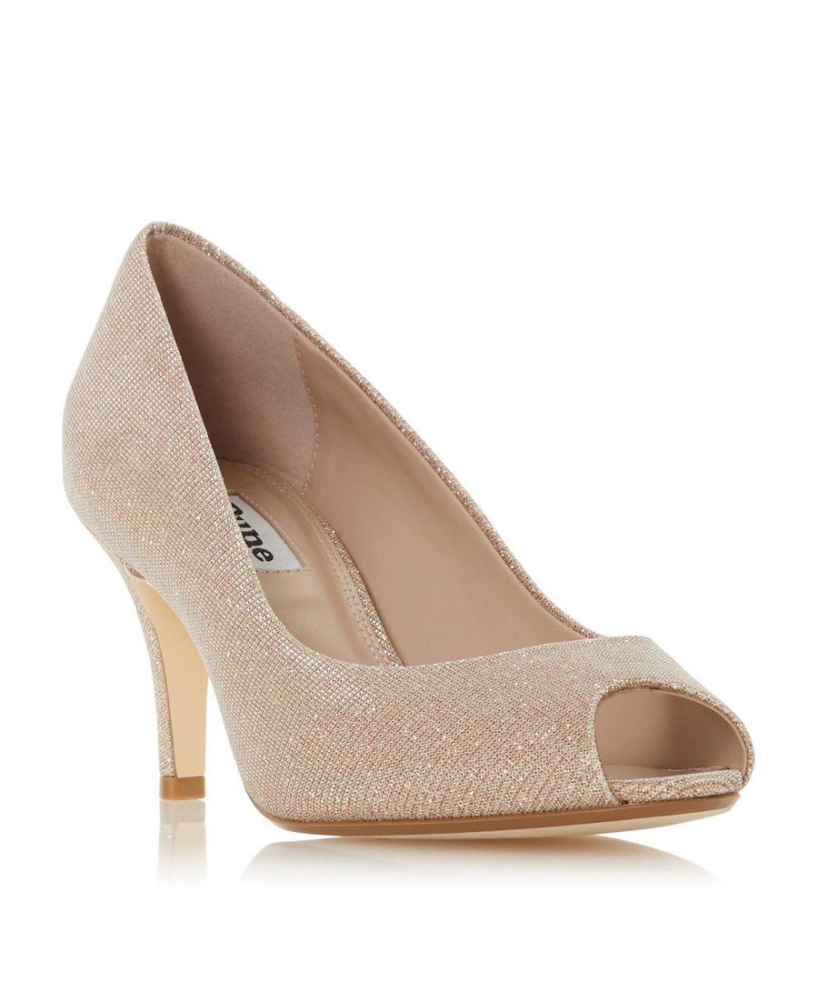 Image for Dune Ladies CHERRICE Peep Toe Shoe