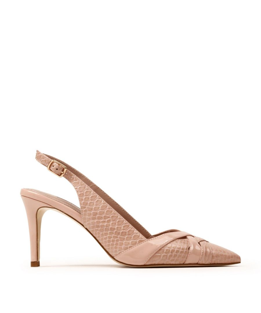 Image for Dune Ladies CHESKA XX Slingback Open Court