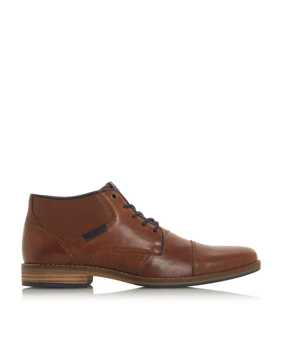 Image for Dune Mens CHIGWELL Lace Up Chukka Boots