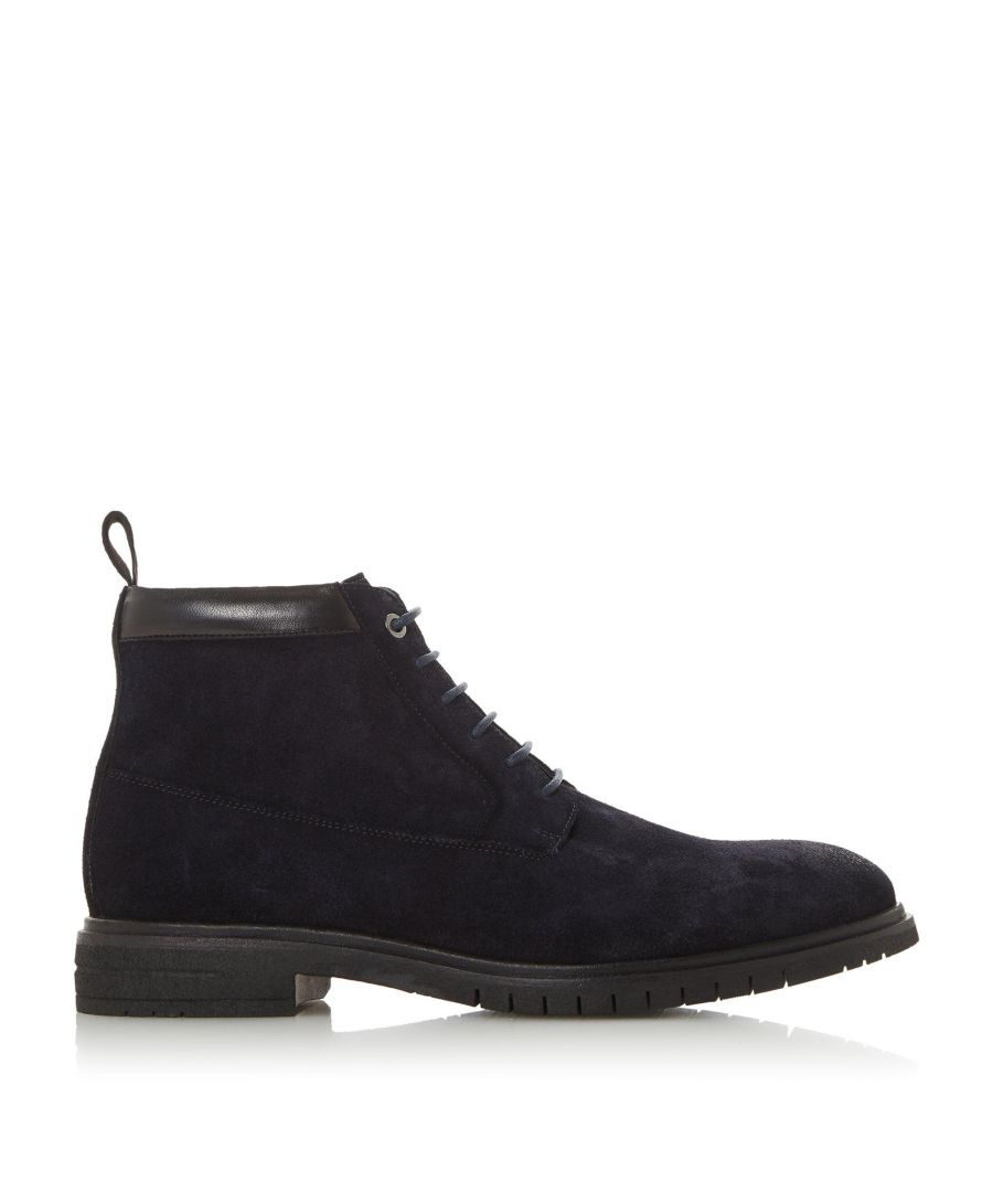 Image for Dune Mens CHIMNEY H Suede Boots