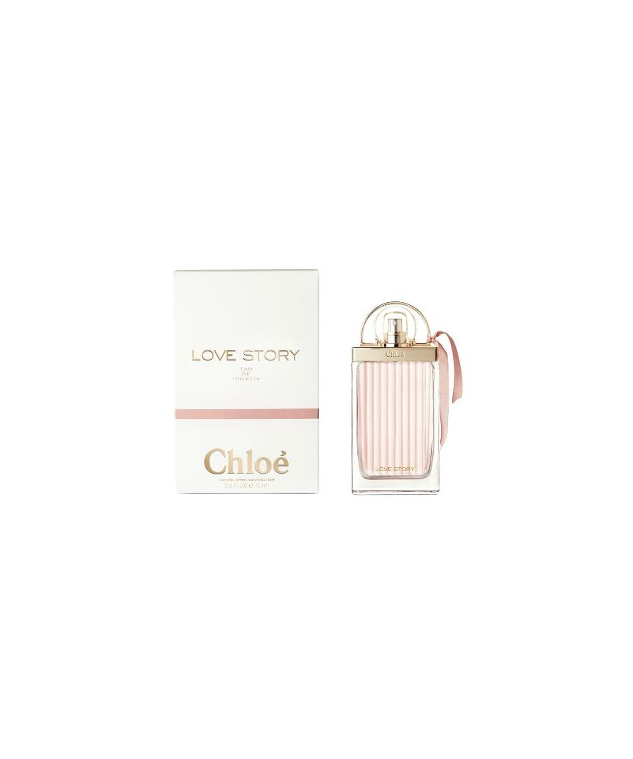 Image for CHLOE LOVE STORY EDT SPRAY 75ML