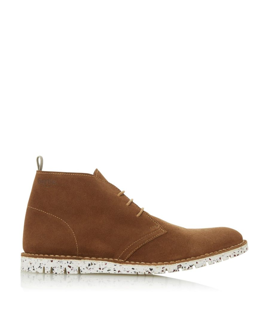 Image for Bertie Mens CHOPPERS Textured Sole Lace Up Chukka Boots