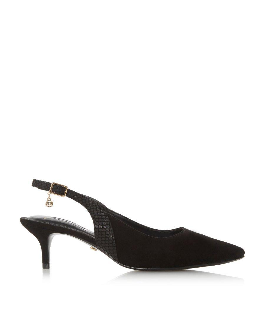 Image for Dune Ladies CINDA Slingback Court Shoes