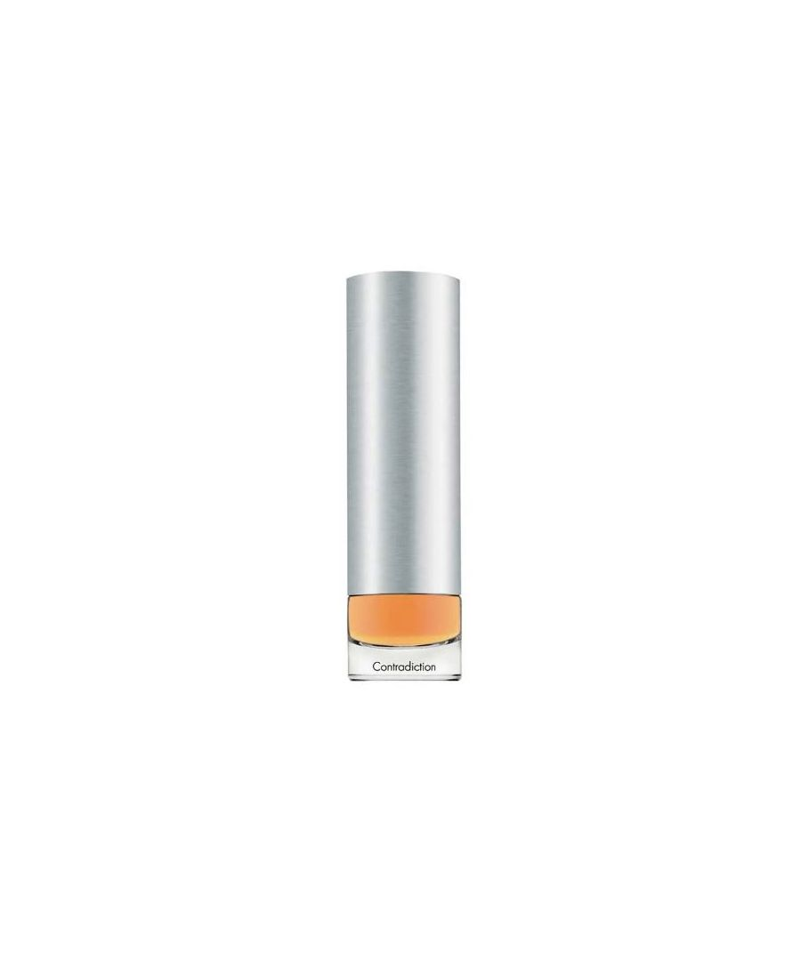 Image for CK CONTRADICTION FEMME EDP SPRAY 50ML