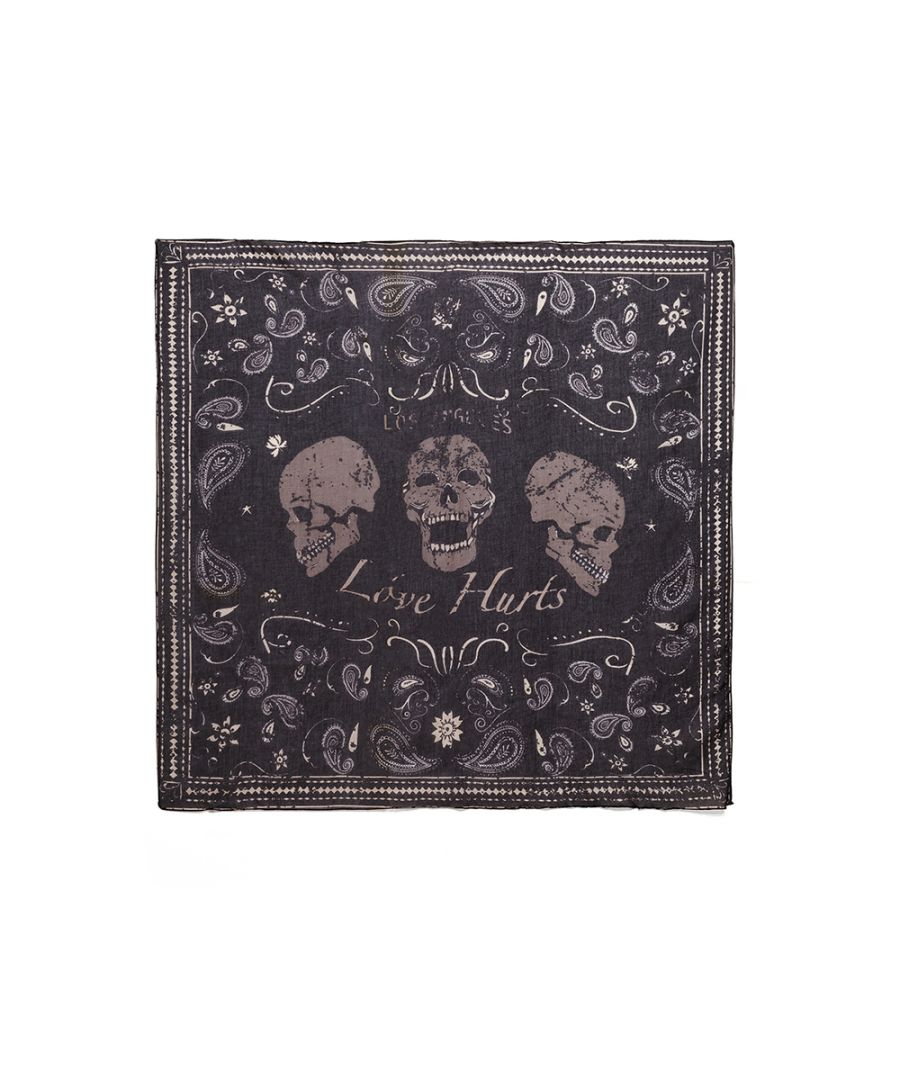 Image for Love Hurts Bandana Scarf