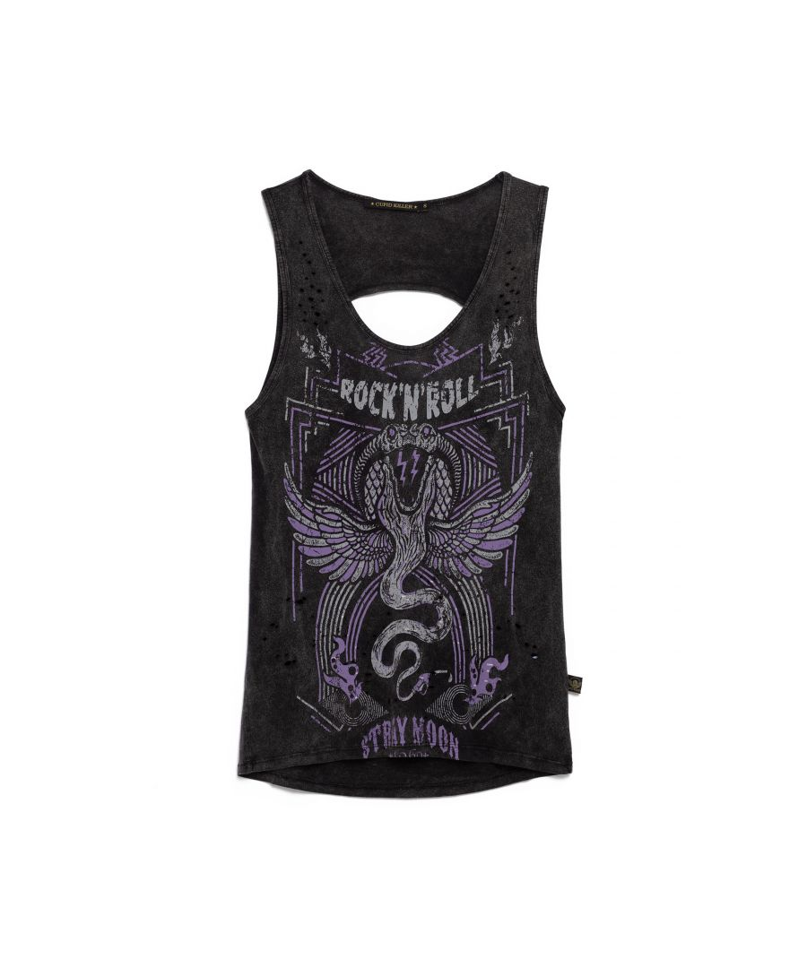 Image for Relaxed Cut Tank Top