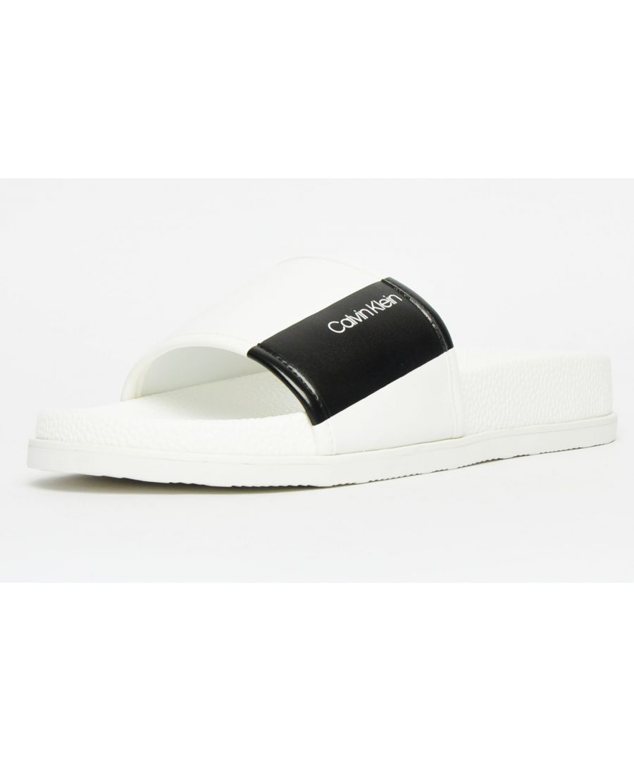 Image for Calvin Klein Mackee Slides Mens