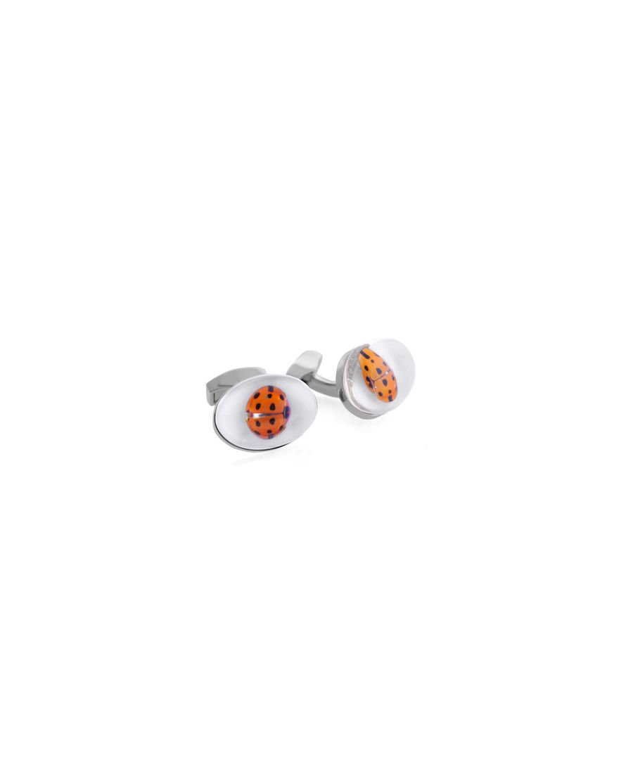 Image for Deadly Creatures Ladybug cufflinks