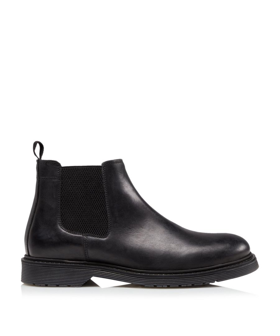 Image for Dune Mens CLAPTONN Chunky Sole Chelsea Boots