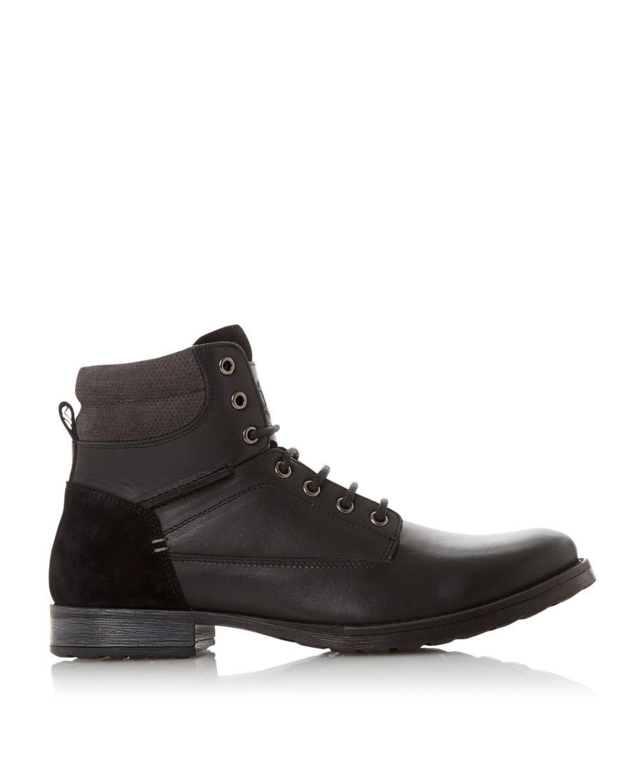 Image for Dune Mens CLINTT Panelled Boots