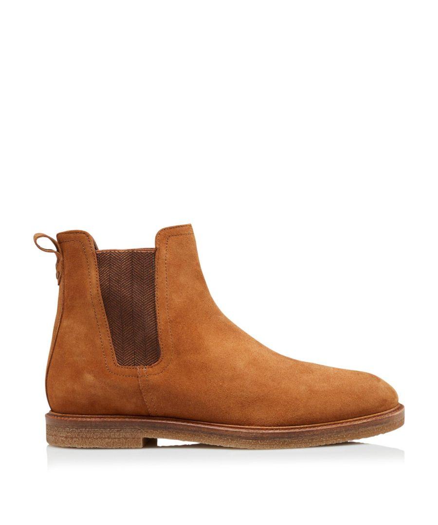 Image for Dune Mens COGENT Desert Chelsea Boots