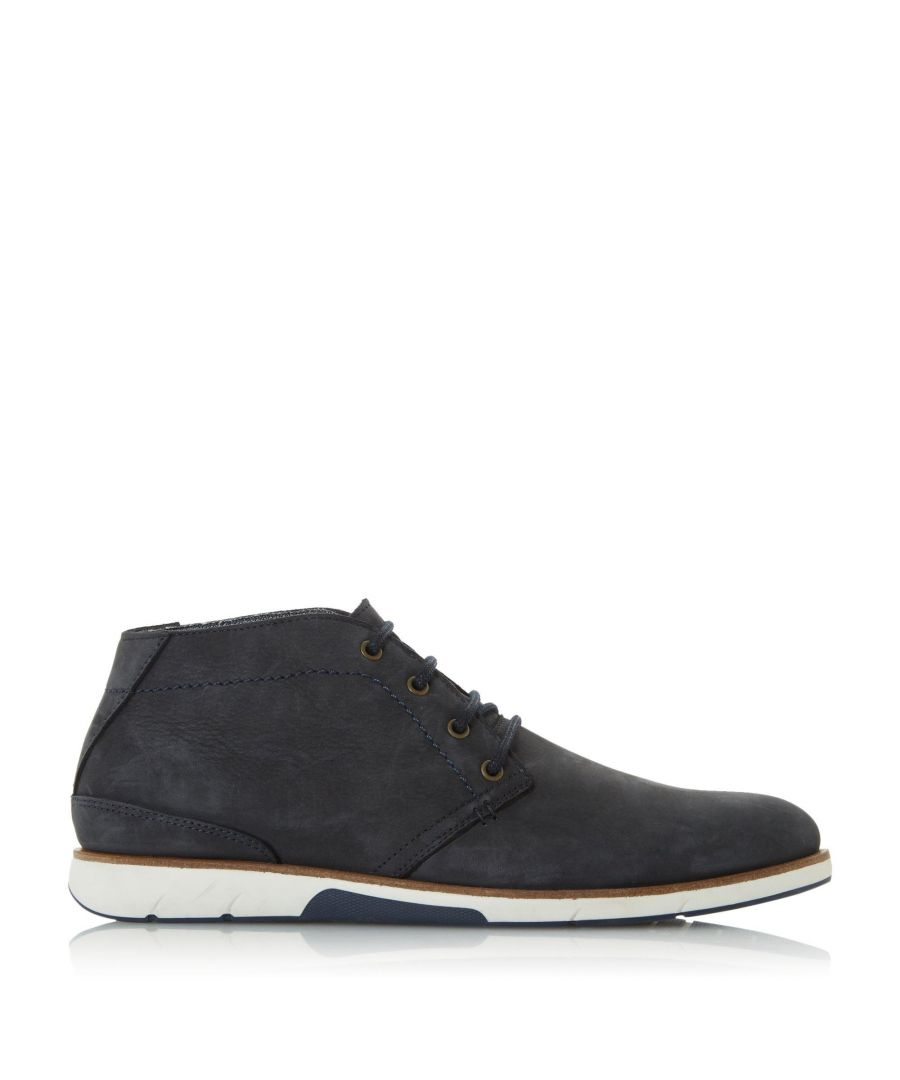 Image for Dune Mens COLLIDE Chukka Boots