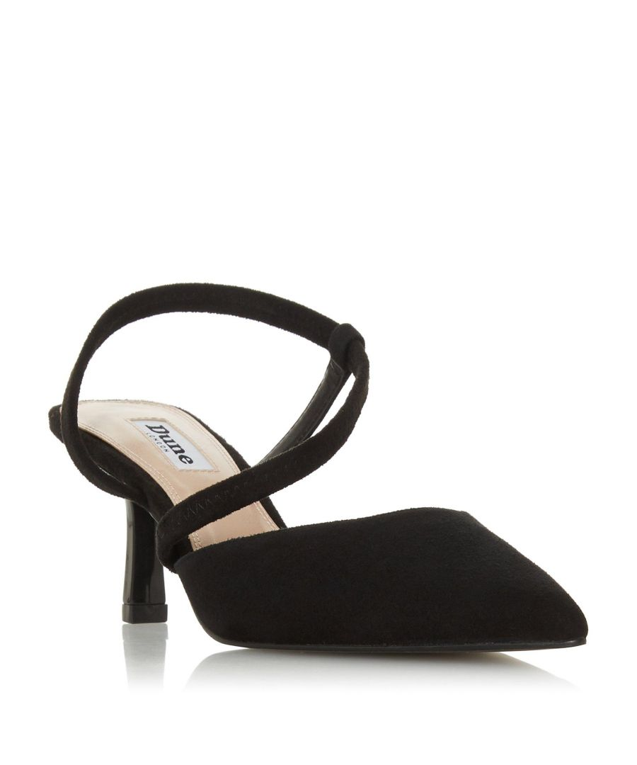 Image for Dune Ladies COLOMBIA Asymmetric Court Shoe