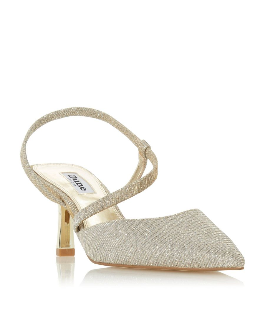 Image for Dune Ladies COLOMBIA Asymmetric Court Shoe