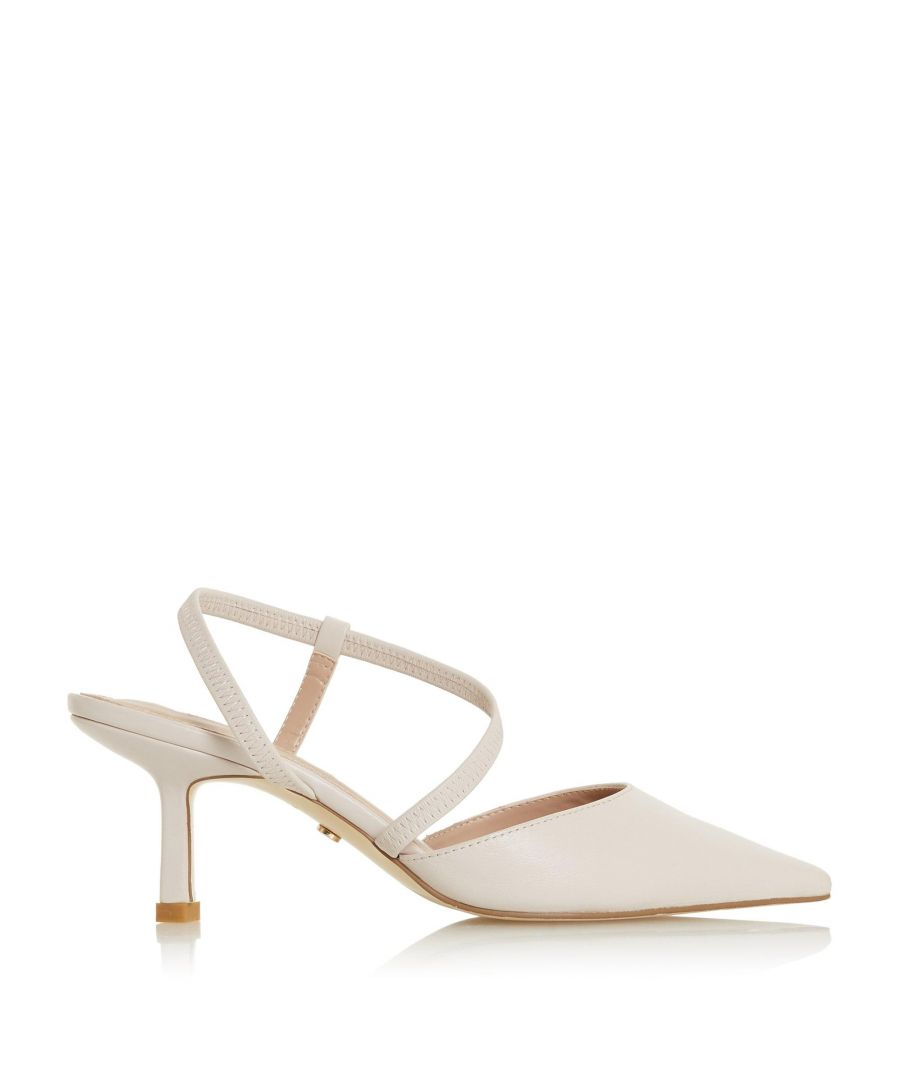 Image for Dune Ladies COLOMBIA Asymmetric Court Shoes