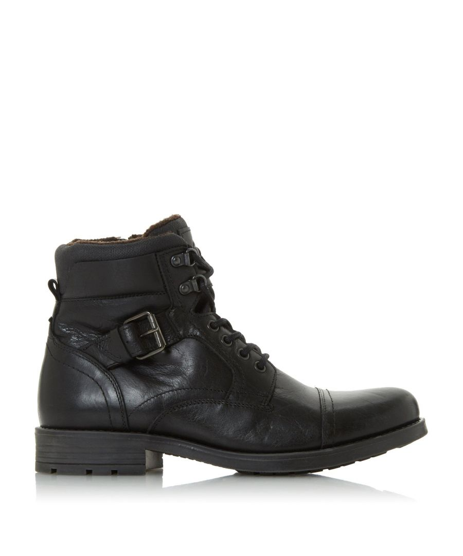 Image for Dune Mens COMMONN Side Zip Boots