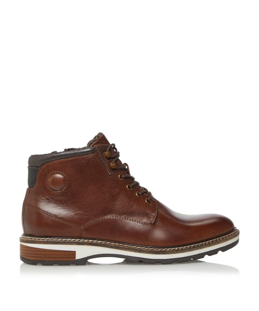 Image for Dune Mens CONNOTATION Worker Boots