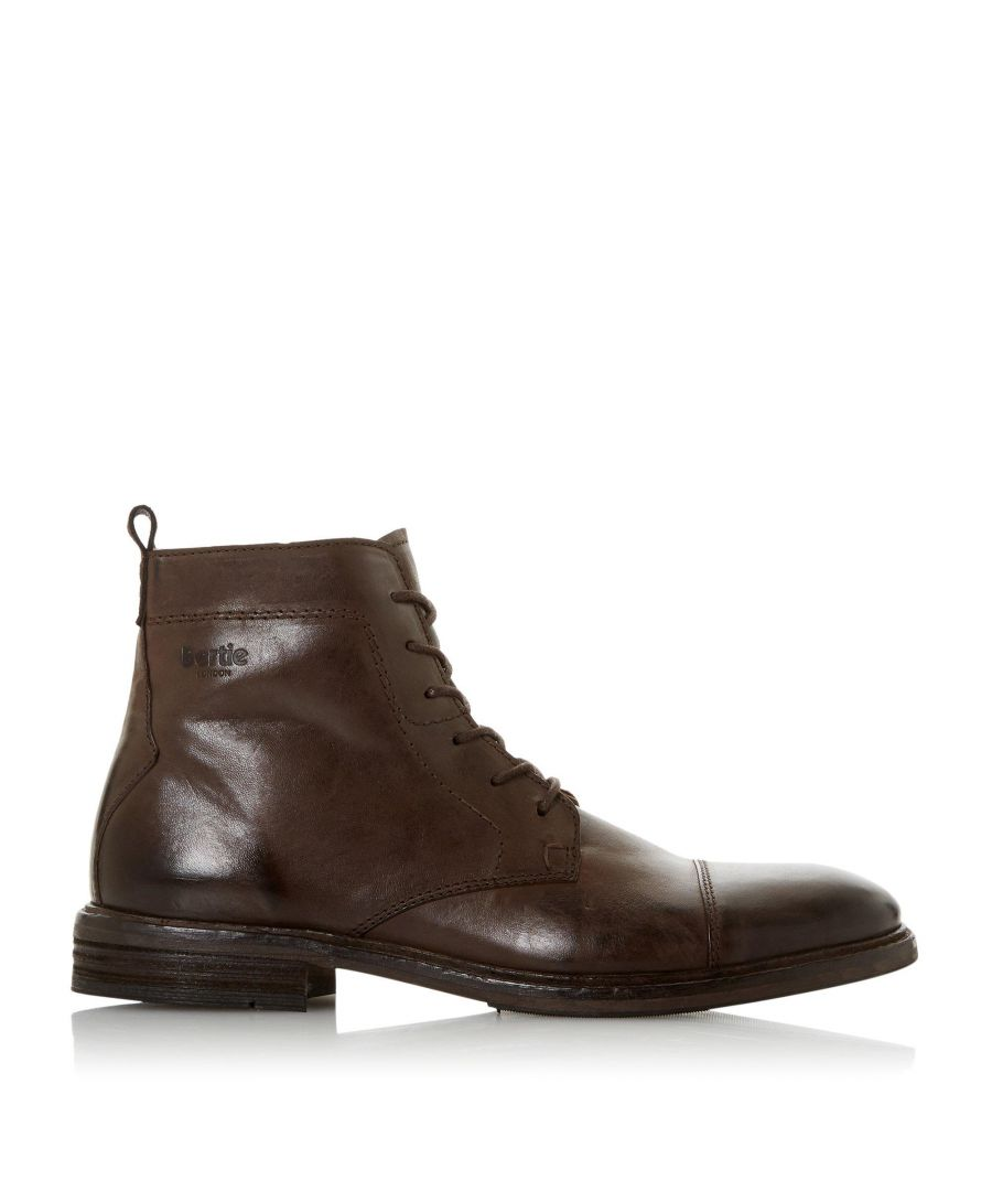 Image for Bertie Mens COPPERFIELD Casual Lace Up Ankle Boots