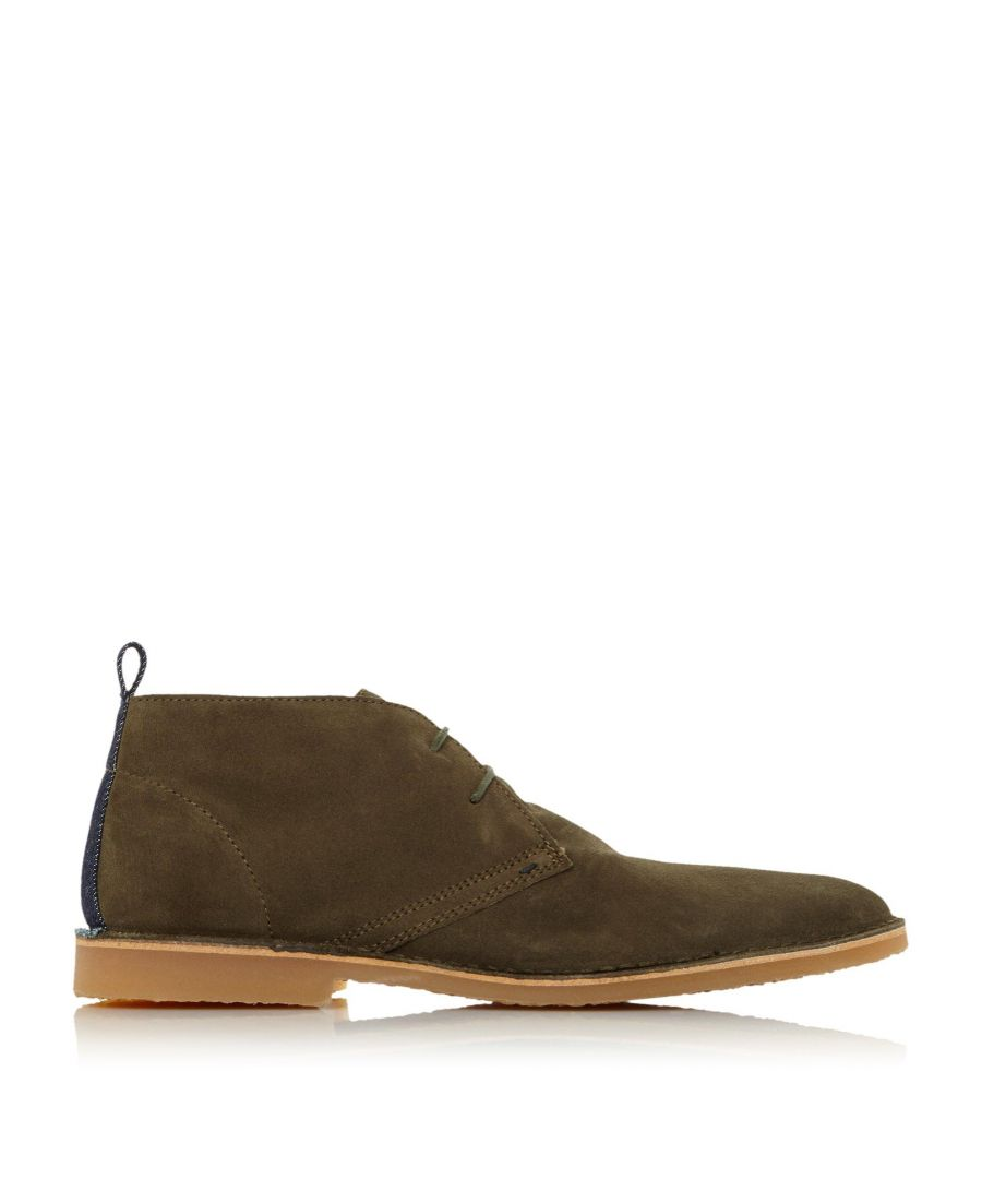 Image for Dune Mens CORO Suede Desert Boots