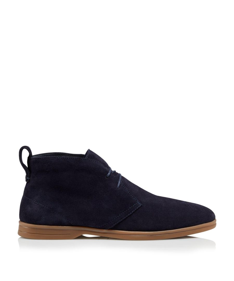 Image for Dune Mens COSY Warm Lined Chukka Boots