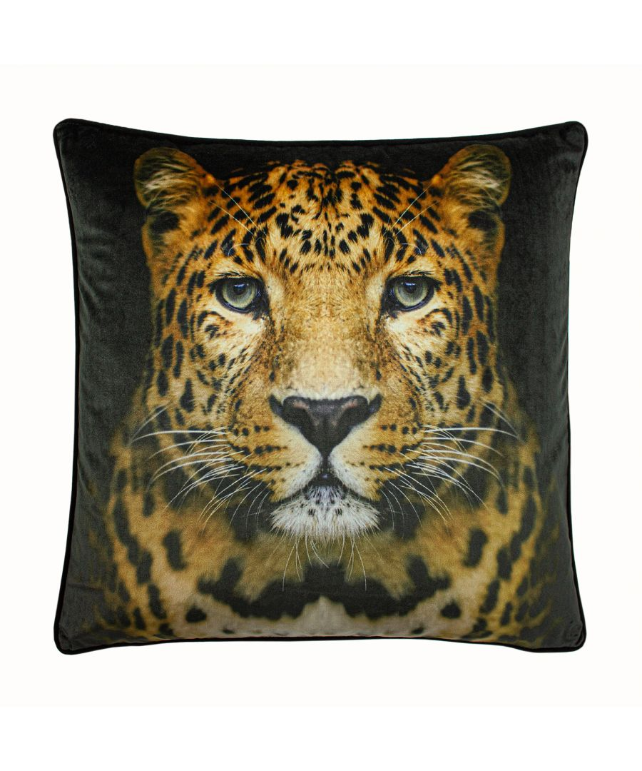 Image for Cheetah Portrait Cushion