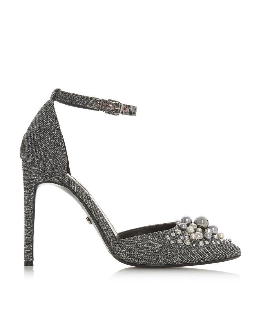 Image for Dune Ladies CWARTZ Bead Embellished Court Shoes