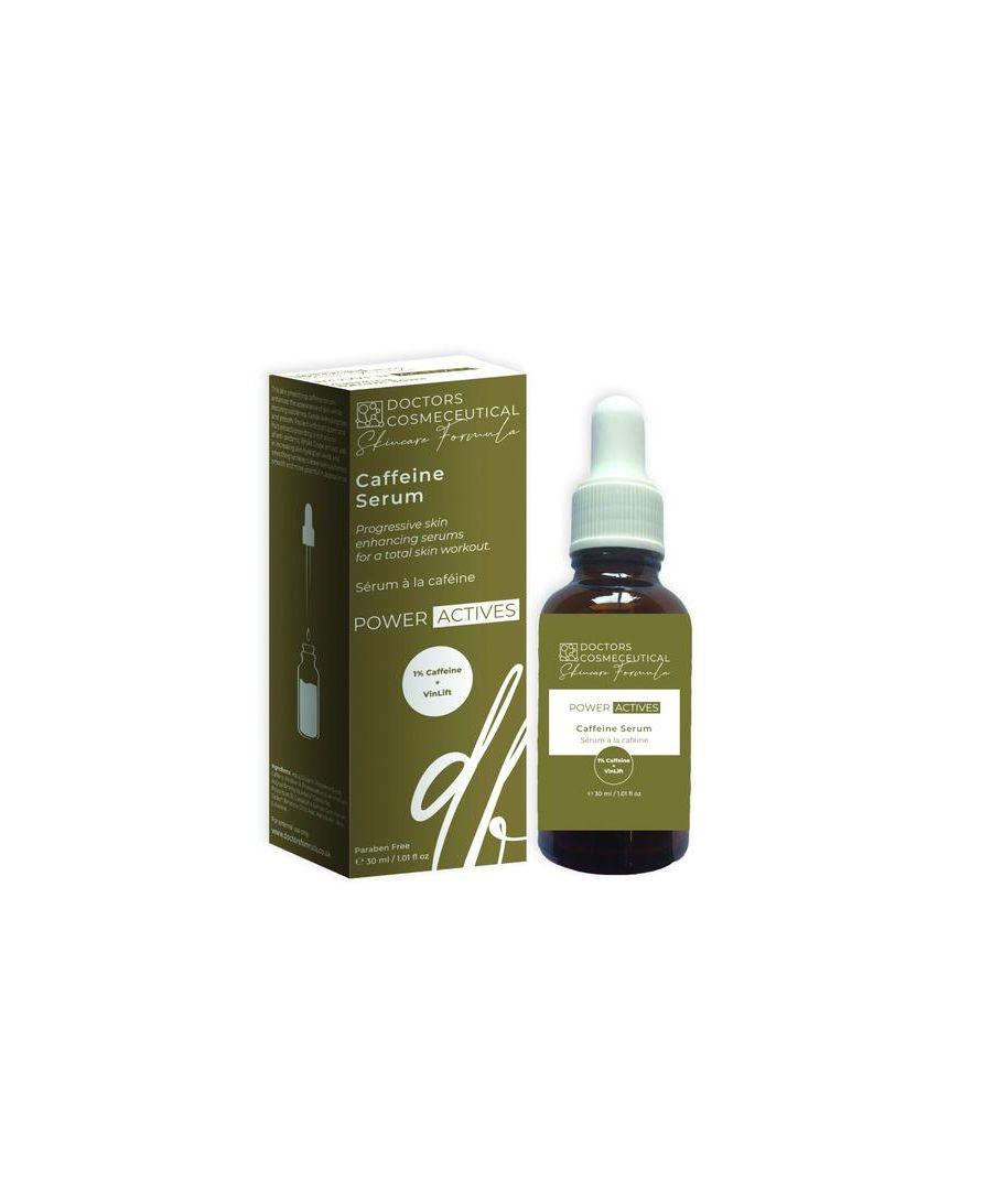 Image for Doctors Formula Power Active Caffeine Serum 30ml