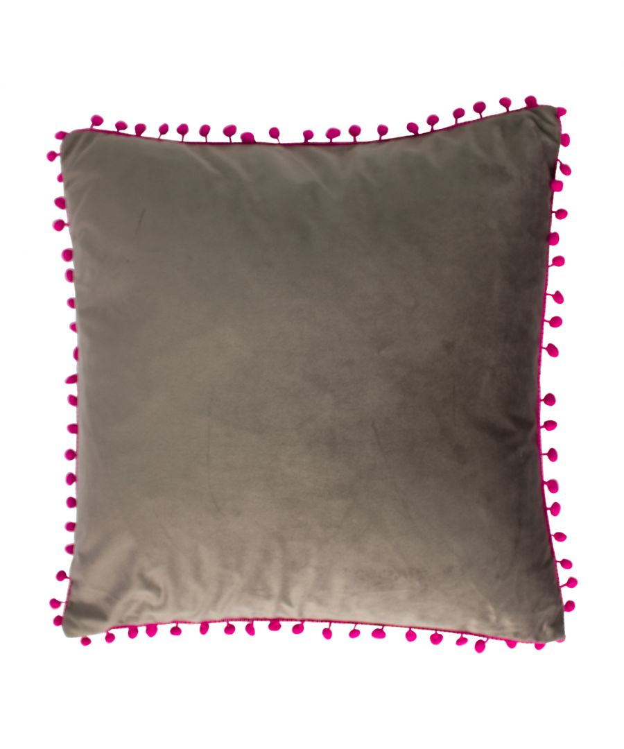 Image for Carnival 50X50 PCushion Char/Fus
