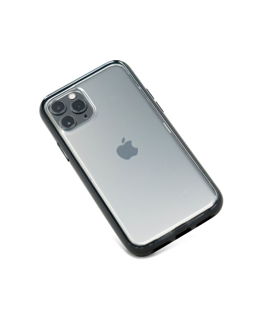 Image for Mous - Transparent Clear Protective Case for iPhone 11 Pro Max - Clarity - No Screen Protector