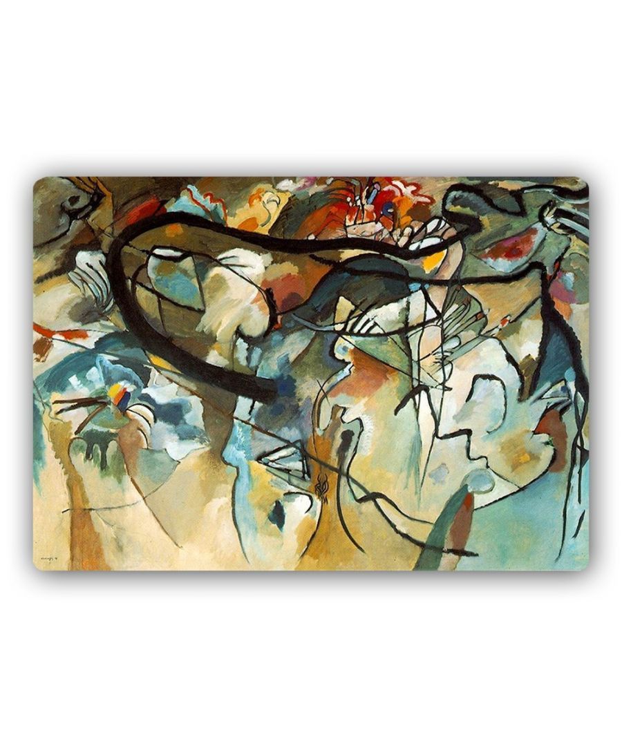 Image for Metal Print - Composition V - Wassily Kandinsky