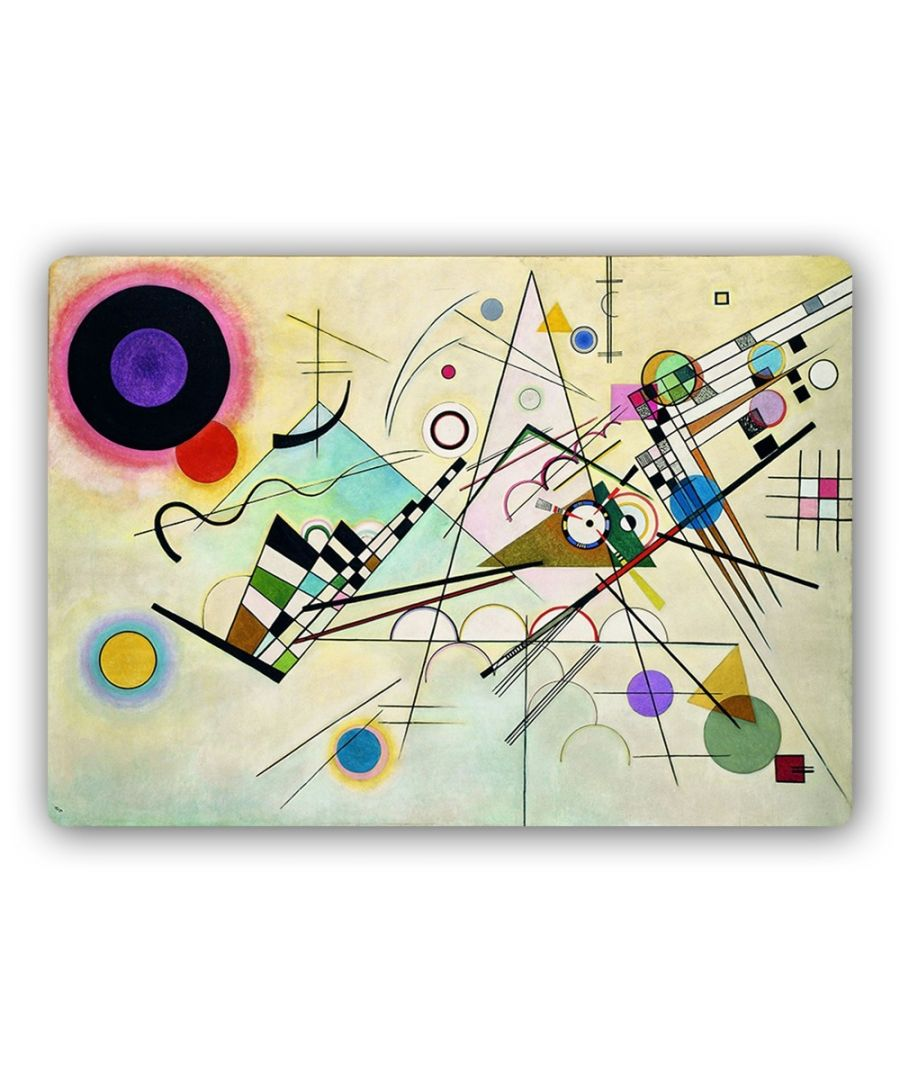 Image for Metal Print - Composition Viii - Wassily Kandinsky