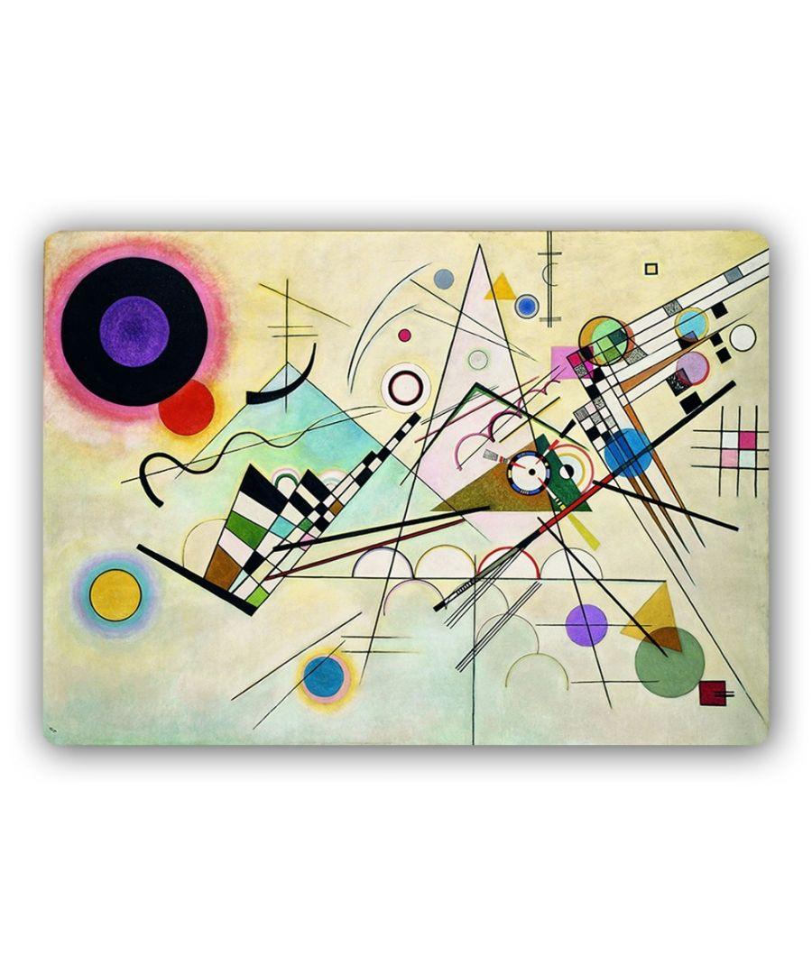 Image for Metal Print - Composition Viii - Wassily Kandinsky