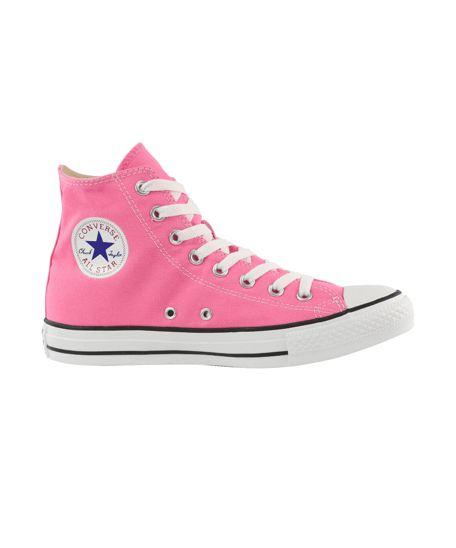 Image for Converse All Star Unisex Chuck Taylor High Tops - Pink