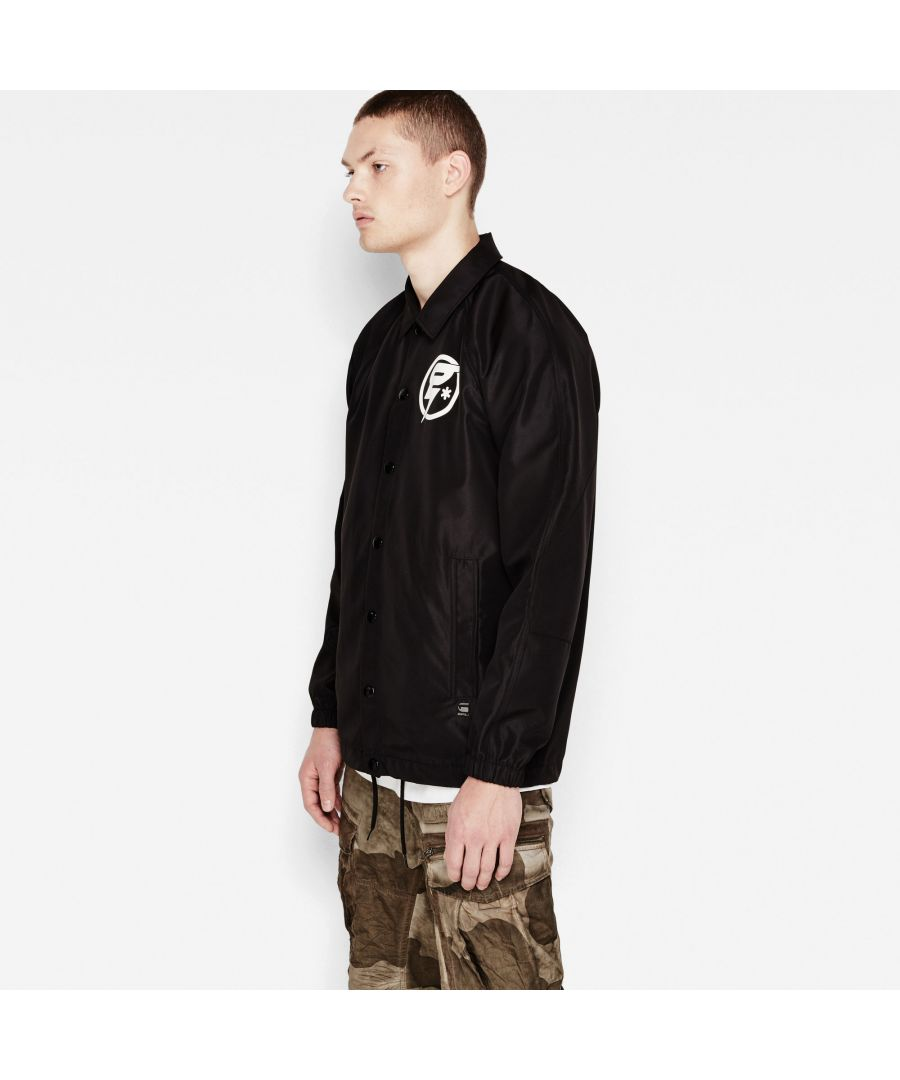 Image for G-Star RAW Hedrove Coach Jacket