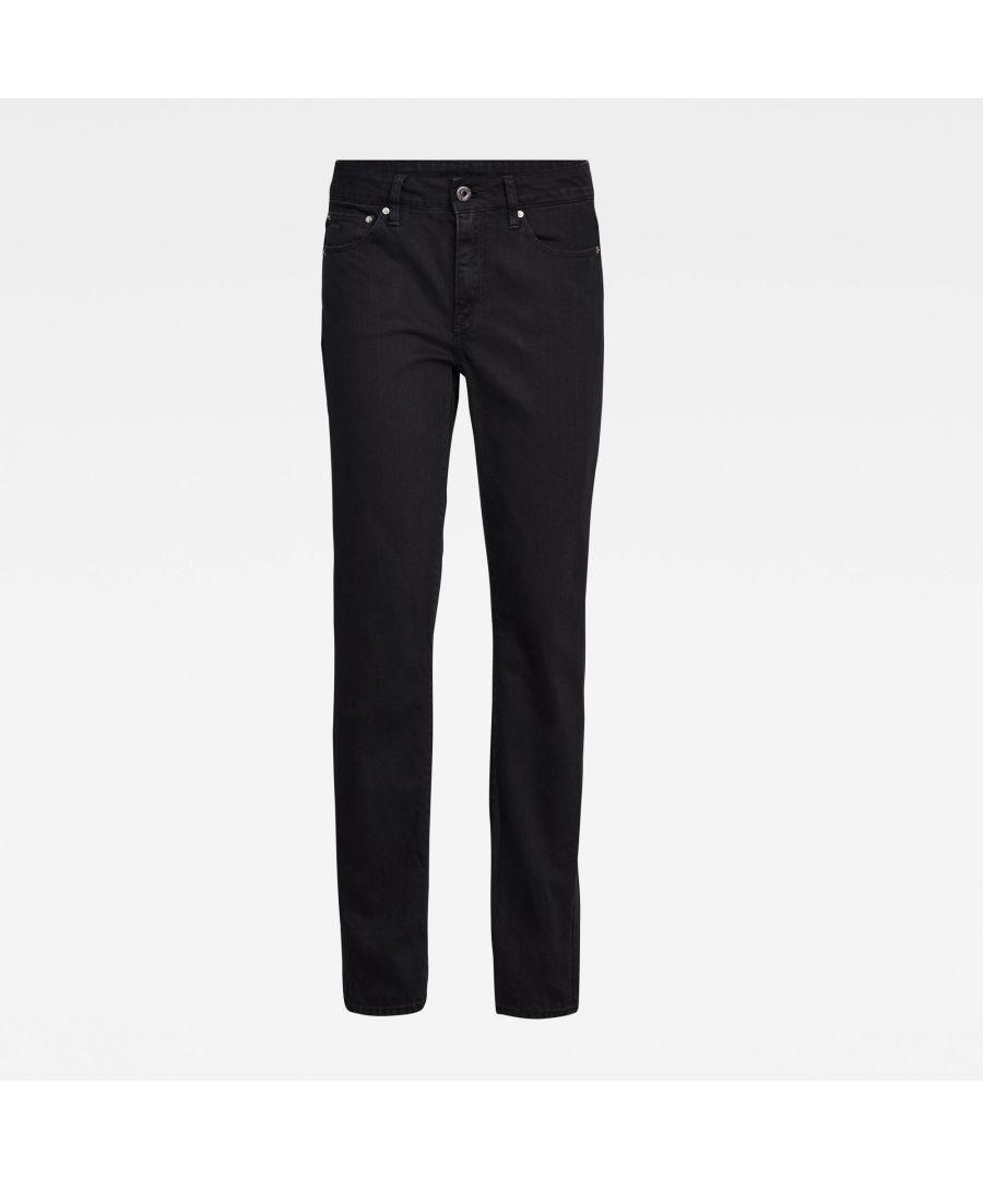 Image for G-Star RAW 3301 High Waist Straight TU Jeans