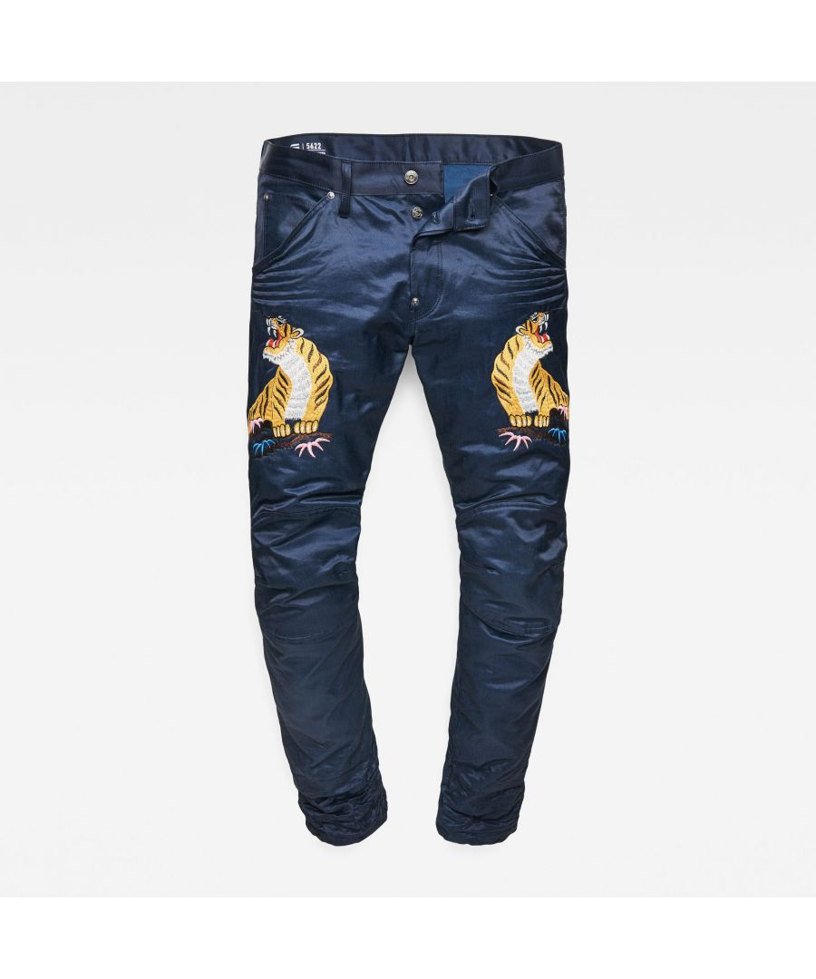 Image for G-Star RAW 5622 3D Tapered Color Jeans