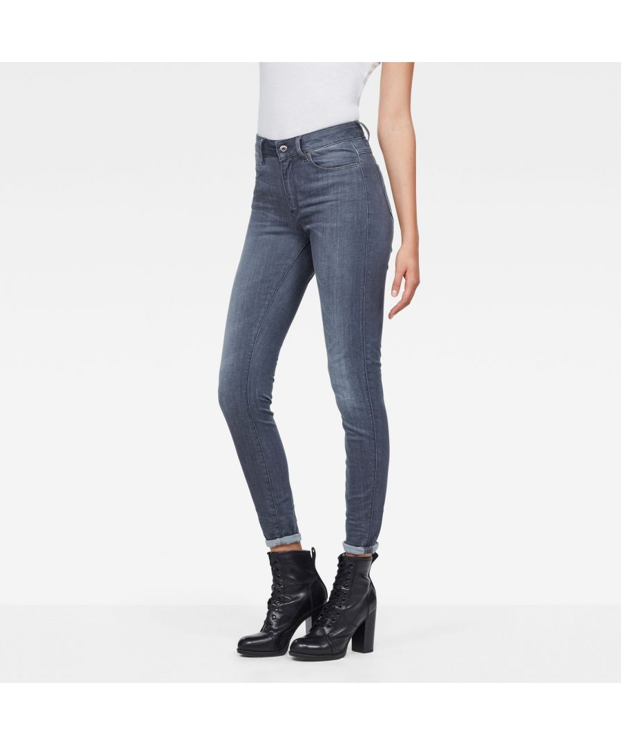 Image for G-Star RAW G-star Shape Super Skinny Jeans