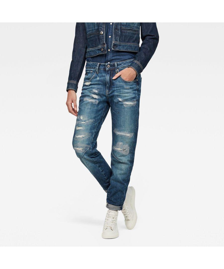 Image for G-Star RAW Arc 3D Mid waist Boyfriend Jeans