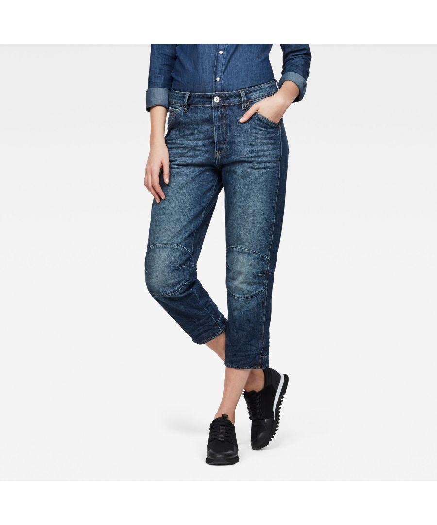 Image for G-Star RAW 5622 3D High Waist Boyfriend Jeans